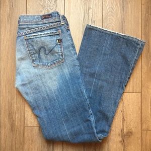 Citizens of Humanity Jeans Ingrid #002 SLW Size 29